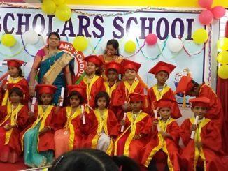Tiny Scholars School Graduation Day