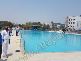 swimming pool upparpally