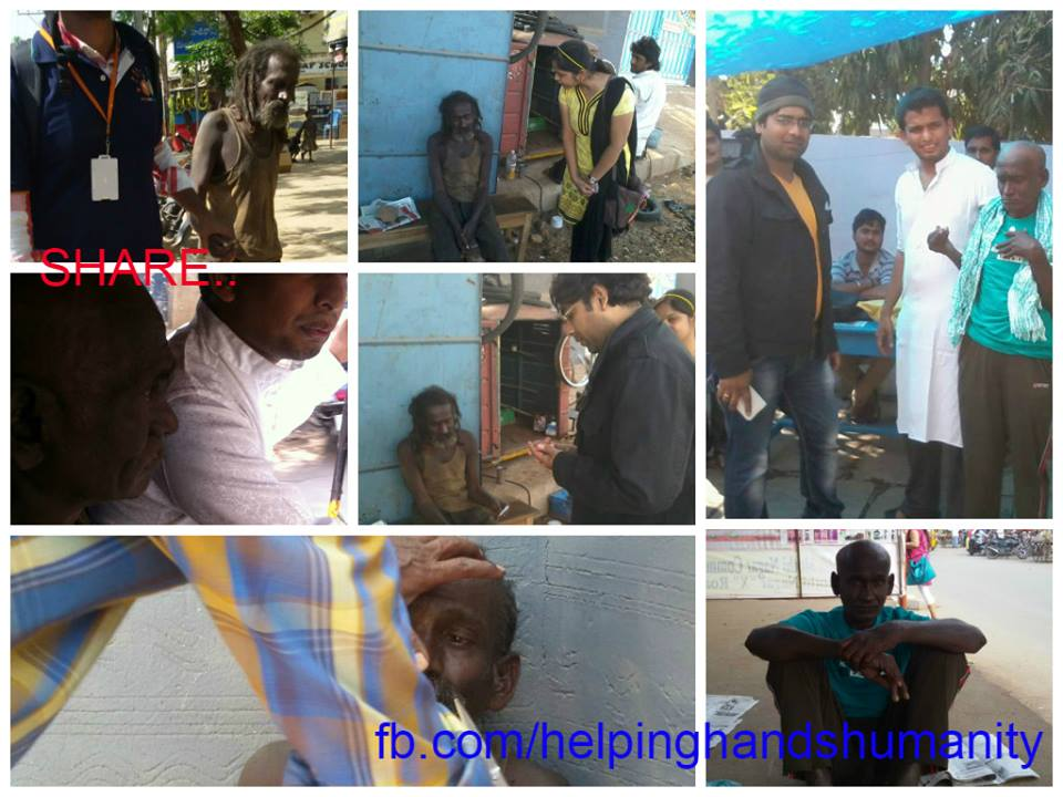 Helping Hands Humanity