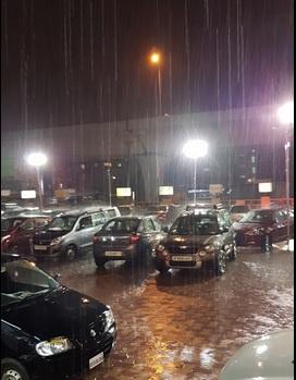 attapur rain
